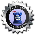 The DICE Tower Seal of Approval