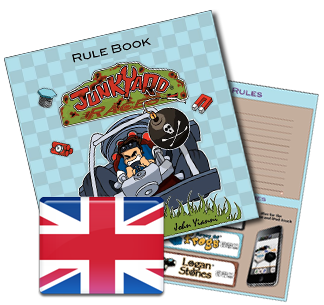 Gen42 Games - Junyyard Races Rules - English