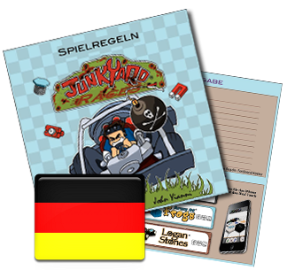 Gen42 Games - Junyyard Races Rules - German