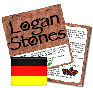 Gen42 Games - Logan Stones Rules - German