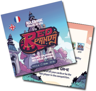 Gen42 Games - Red Panda Rules - English & French
