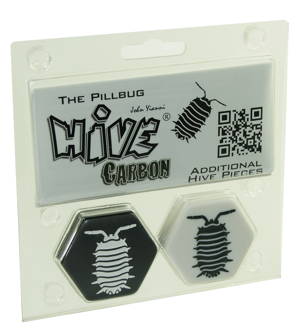 Carbon Pillbug Expansion Set