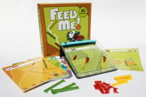 Feed Me! Box and game